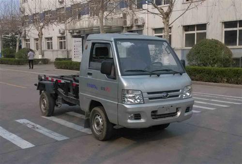 BJ5030ZXX-E2型车厢可卸式垃圾车