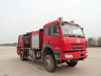 解放牌3吨森林消防车有哪些用途?