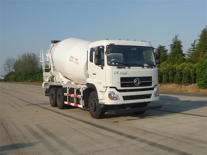 DFZ5251GJBA4S1混凝土搅拌运输车