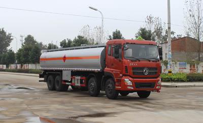 SCS5310GRY东风天龙二甲苯易燃液体罐式运输车