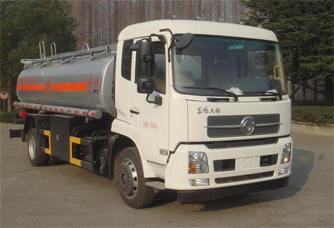 天锦4*2加油车(东风加油车DFZ5160GJYBX5SZ)图片