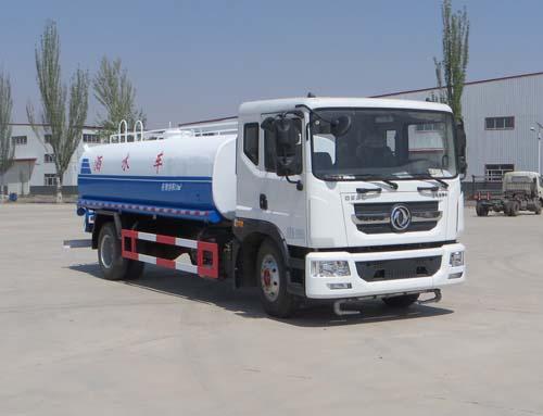 寧汽牌10噸灑水車(HLN5163GSSD4)領先灑水車品牌的佼佼者