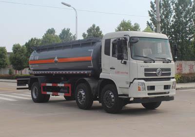 SCS5252GFWD5A型腐蚀性物品罐式运输车