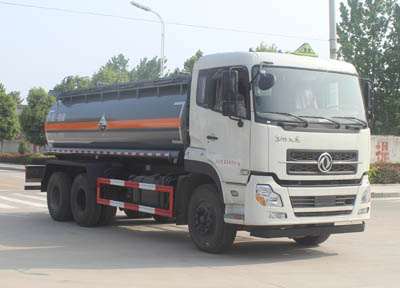 SCS5251GFWD型腐蚀性物品罐式运输车