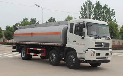 SCS5250GSYD东风天锦小三轴食用油运输车