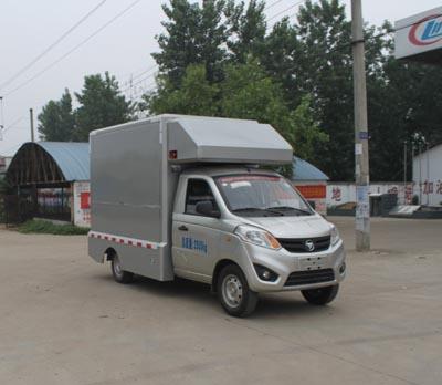 CLW5030XSHB5型售货车