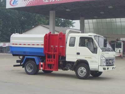 CLW5045ZZZB4自裝卸式垃圾車