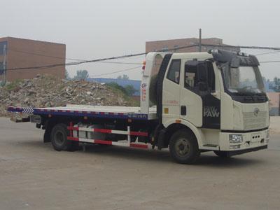 CLW5081TQZC4型清障车