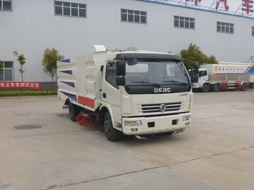 HCQ5082TXSDFA洗掃車