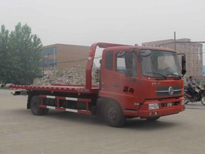 CLW5083TQZD4型清障车