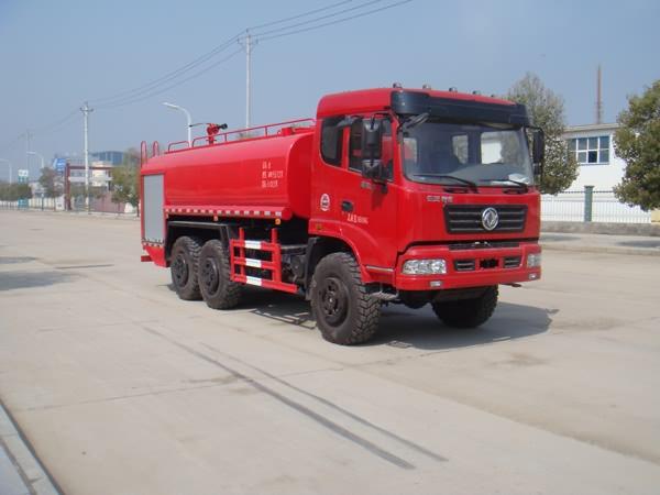 亚博体育官网六驱越野供水沙漠车图片