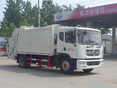 CLW5163ZYSD4型压缩式垃圾车