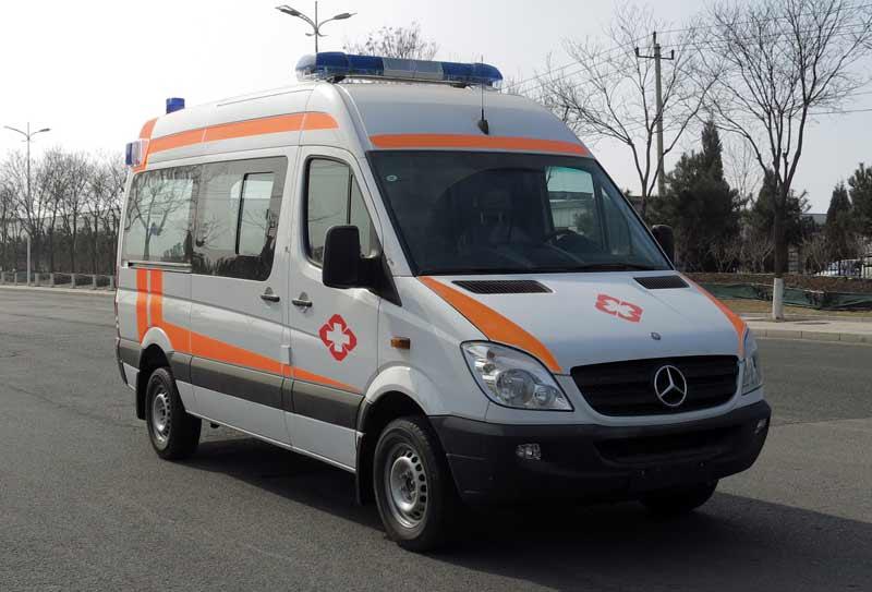 奔驰救护车智能管理系统
