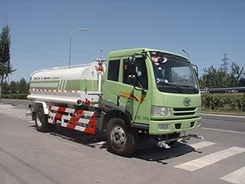 北京市清洁机械厂BQJ5162GSS型洒水车