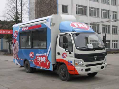 KR5060XCC餐车