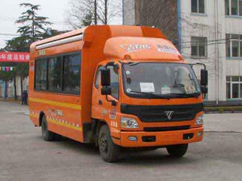 KR5120XCC餐车