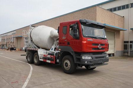 乘龙牌5方混凝土搅拌车(LZ5250GJBPDHA)节省客户成本,满足客户环境需求!