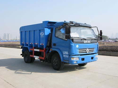 亚博体育官网多利卡自卸式垃圾车图片