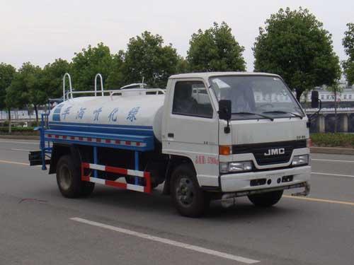 CSC5060GSSJ4型灑水車