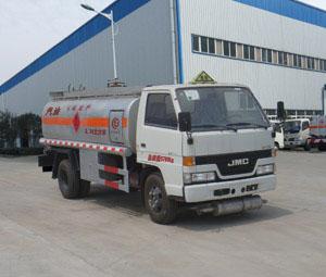 江鈴3.74方(實際容積4.3方)汽油加油車