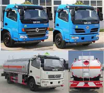 东风大多利卡6.3方(实际6.8方)汽油加油车图片