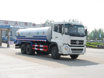 CLW5250GSSD4灑水車