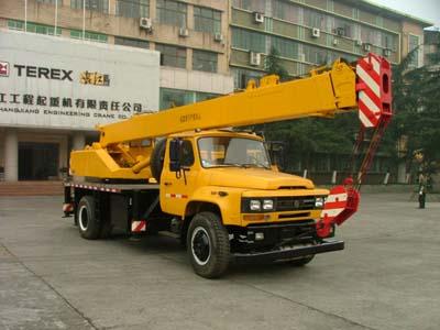 长江散装废品起重运输车图片
