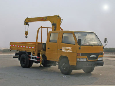 CLW5060JSQ4型随车起重运输车