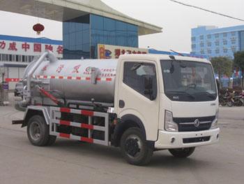 吸污车(CLW5070GXW4型吸污车)