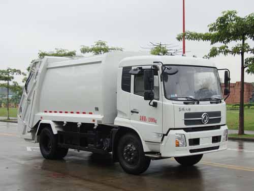 压缩式垃圾车(CSC5120ZYSD10型压缩式垃圾车)