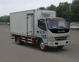 冷藏车(HLQ5062XLCB型冷藏车)