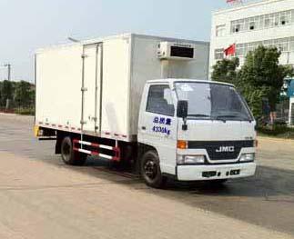 冷藏车(HLQ5041XLCJ型冷藏车)