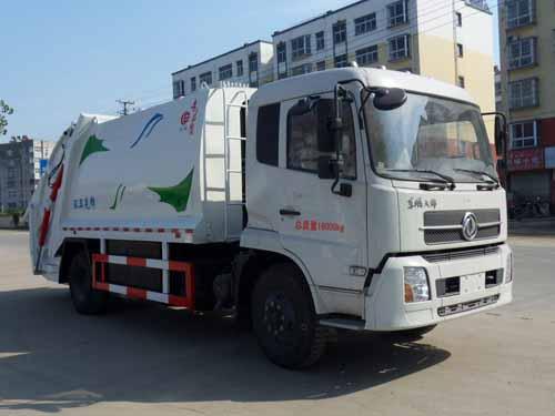 压缩式垃圾车(CSC5161ZYSD12型压缩式垃圾车)