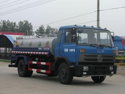 CLW5122GSST4灑水車