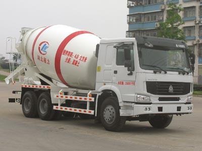 CLW5250GJBZ4混凝土攪拌運輸車