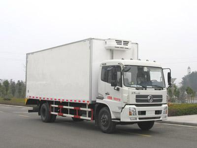 冷藏车(CLW5161XLCD4型冷藏车)