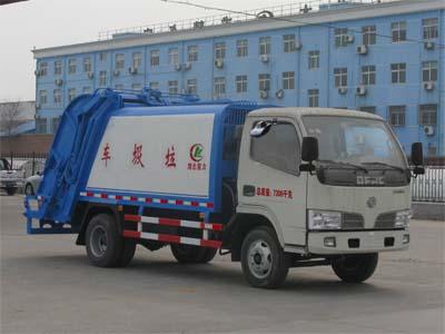 压缩式垃圾车(CLW5070ZYS4型压缩式垃圾车)