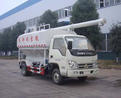 HLQ5070ZSLB型散裝飼料運輸車