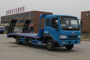 平板运输车(CLW5160TPBC4型平板运输车)