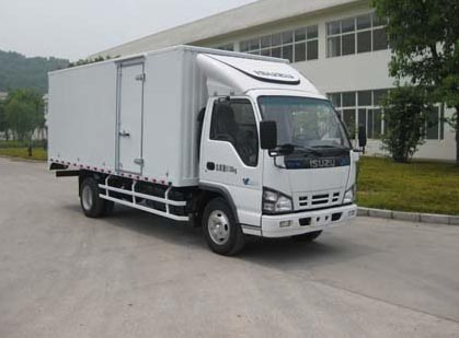 ql5050xxya1ka型厢式运输车图片图片