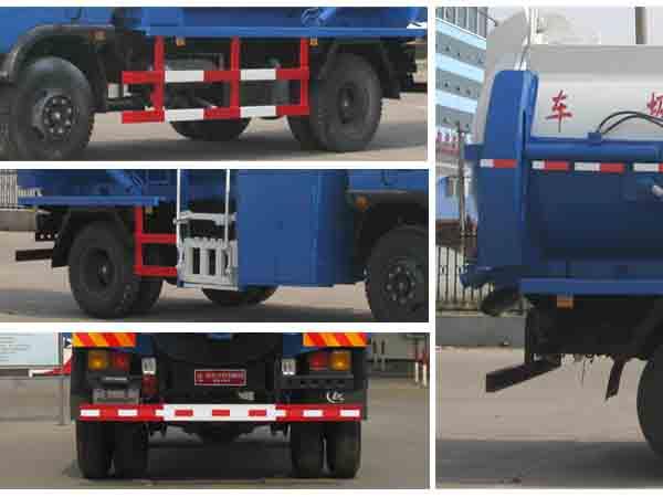 (8方)东风145餐厨垃圾车图片