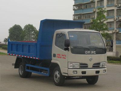 CLW5070ZLJD4型自卸式垃圾车