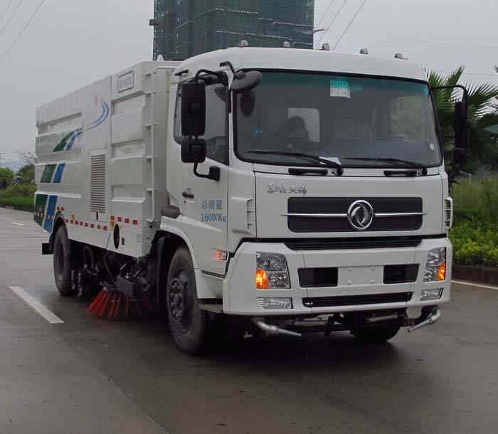 EQ5160TXS4洗扫车