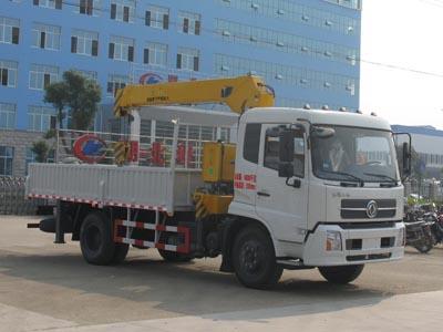 CLW5160JSQD4型随车起重运输车