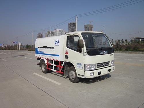 亚博体育官网福瑞卡自卸式垃圾车图片