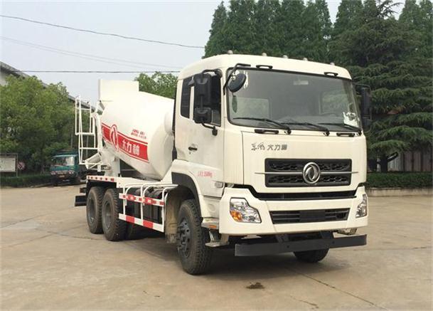 DFZ5251GJBA4S混凝土搅拌运输车