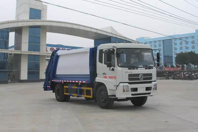 CLW5160ZYSD4型压缩式垃圾车