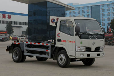 CLW5070ZXX4車廂可卸式垃圾車