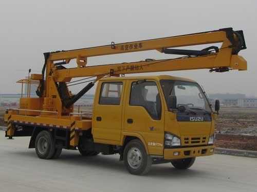 CSC5070JGKW16型高空作业车