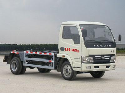 CLW5060ZXXN4車廂可卸式垃圾車